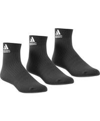 adidas Performance Pánské ponožky adidas 3S Per An HC 3 páry  BLACK BLACK WHITE 24ef67310c