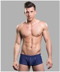 ANDREW CHRISTIAN plavky boxerkové modré Almost Naked Triathlon Trunk 0d3e2fdecb