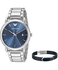 Náramkové hodinky EMPORIO ARMANI Luigi AR8033 (set s náramkem) 9060ad0e11c