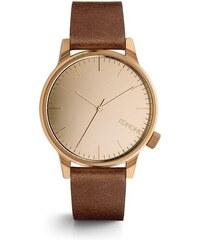 Unisex hodinky Komono Winston Mirror Rose Gold-Cognac e519a86194