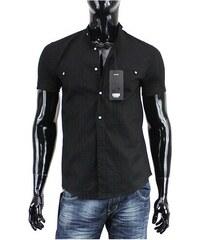 8f1c3ed5ef18 CARISMA košeľa pánska 9006 krátky rukáv slim fit