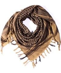Y-wu Čtvercový šátek s třásnemi palestina 110cm   110cm 2B3-2233 9d06aade02