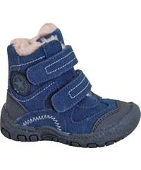 a1bb6a28bfb5 Protetika Chlapecké zimní boty Derex - modré - Glami.cz