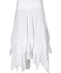RAINBOW Rock in weiß für Damen von bonprix