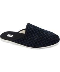 Pánské domácí pantofle Bokap 045 černo-modré 5c2d3d37e2
