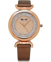 Seiko Női Karóra SXDG88 Brown Leather Quartz Fashion - Glami.hu b09221a781