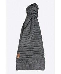 3626d992718 Calvin Klein Jeans Světle šedá dámská žíhaná vlněná šála Calvin ...