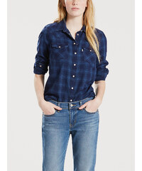0a7252631bb6 Levi s Dámska košeľa LEVI´S CLASSIC SHIRT 24996-0001. Detail produktu · Košeľa  LEVI S Modern Western Dogwood Indigo Plaid