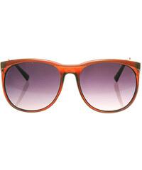 Sunmania dámske slnečné okuliare 357 hnedé 833cc68a7d0