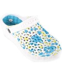 c35a233bf814 Afrodit Modré gumové boty Vilma 37