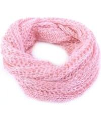 Princess Tunelový šátek Caitlin E1 růžová fc0c6f4d7d