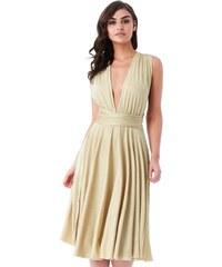 City Goddess Spoločenské šaty Rubicon 5a907ce7519