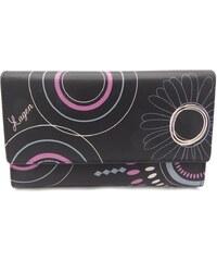 be4b32a0171 Dámská kožená peněženka Lagen PR-11230 černá