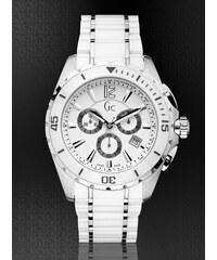 Pánské hodinky Guess GC Sport Class XXL Ceramic Timepiece bílé 48fd127d7e