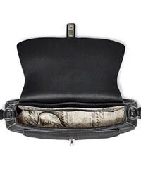 a9c80ee950 Kabelka Guess Kingsley Saddle Bag černá
