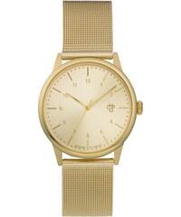 Luxusní společenské dámské švýcarské zlaté hodinky GENEVE 585 19 ... 023cbee6be0