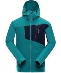 Lehká sportovní bunda pánská HANNAH Callow Lime green - Glami.sk f2a9928cde1