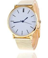 Shim Watch Svar Dámské kovové hodinky zlaté 414c9e1ccf
