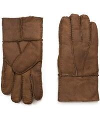 2ad665baae1 Art of Polo Kožené rukavice pro muže béžové
