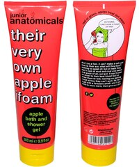 Anatomicals - Their Very Own Apple Ifoam - Gel bain et douche 300 ml - Clair