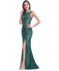 b8ef8b4f4ed Ever Pretty Večerní šaty s rozparkem