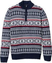 bonprix Norský trojský pulovr Regular Fit 3fd612847e