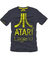 Coole-Fun-T-Shirts Herren T-Shirt ATARI LEGEND LOGO shirt