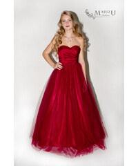 7cb82dd078b Marizu fashion nádherné vínově červené maturitní