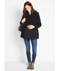 d571a0557d3c bonprix Těhotenský kabát s kapucí a možností nastavení šířky