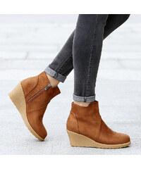 Lesara Boots avec tige c?telée