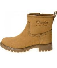 9e19aa31667 Wrangler dámská kotníčková obuv Creek Bootie 36 žlutá