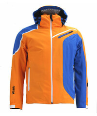 Pánská lyžařská bunda Vist Alfredo Orange Water White 238f51fa828