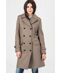 34c61aa7e03c Kabát z vlny Tommy Hilfiger TATE LONG LENGTH WOOL COAT