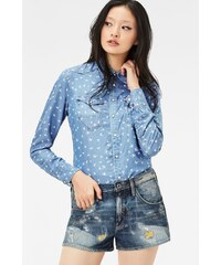 ab773cc8a0db Košeľa - G-STAR Tacoma straight shirt wmn l s