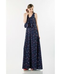 Šaty - TOMMY HILFIGER IRENE MAXI DRESS NS cc6863fd364