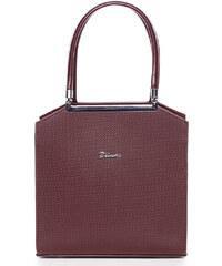 d91acff242 Delami Luxusní kabelka do ruky Mackenzie