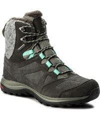 Bakancs SALOMON - Ellipse Winter Gtx GORE-TEX 398550 20 V0 Castor  Gray Beluga e732ede3d7