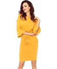 Bergamo Žlté šaty Sava db34f084b1a