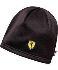 03601c25484 Pánská Čepice Puma Ferrari SF Fanwear Beanie Puma Black Puma Black