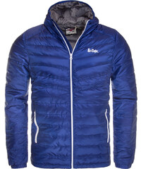 c8c24aff497f Lee Cooper X Light Hooded Down Jacket pánské Royal