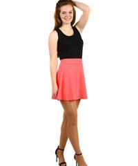 eebcfb00867a Glara Dámska áčková mini sukňa