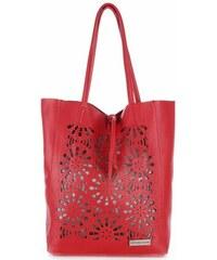 Červená kabelka Pierre Cardin 1515 Ruga Rosso Scuro - Glami.cz fd9a1b4c09b