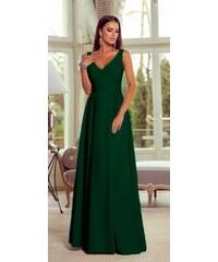 b6b405669b0 Dámske šaty Jeneeis dlhé zelené - Glami.sk