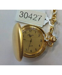 Luxusní pánské zlacené kapesní hodinky Olympia 30427 fbc157466b8