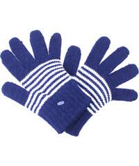f0c32ff51ad Zimní rukavice Pletex 10037 Tmavě modrá