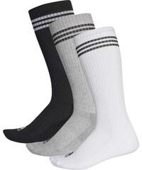 Pánské Ponožky adidas Performance 3S PER AN HC 3P WHITE WHITE BLACK ... c80bff6e60