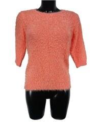 14e215c25f2 ATMOSPHERE dámský oranžový svetr