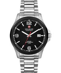 Swiss Military Hanowa černé pánské šperky a hodinky - Glami.cz fb0240b8a86