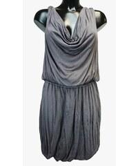 cbd69f5d31c TOPSHOP dámské šedé šaty