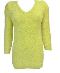 e5a00d6f5c6 Žluté dámské svetry z obchodu Kup-Outlet.eu - Glami.cz